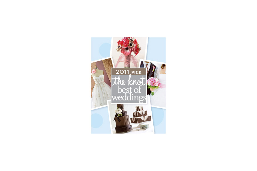 The Knot 2011 Best of Weddings - Memoire Studio