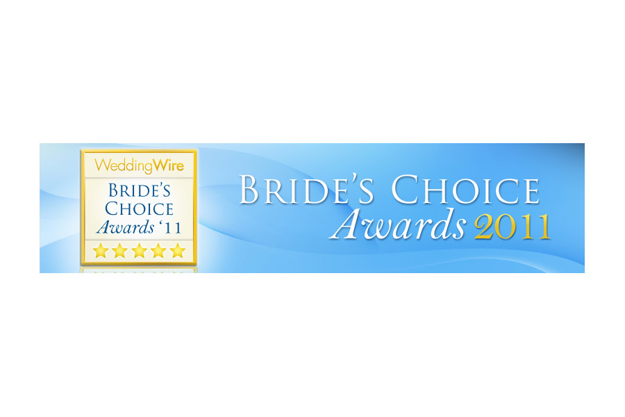 2011 WeddingWire Bride's Choice Awards - Memoire Studio