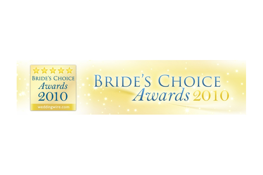 2010 WeddingWire Bride's Choice Awards