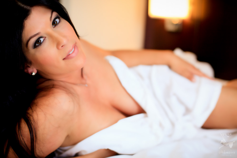 San Francisco Boudoir Photographer | An