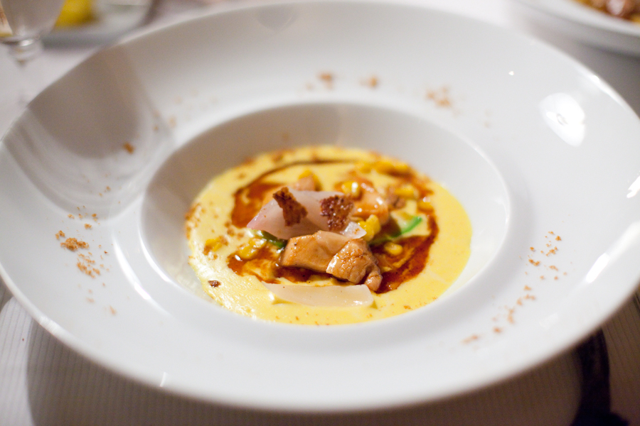 Paris Food Photographer | Pierre Gagnaire Restaurant