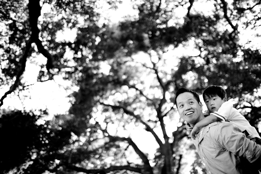 San Mateo Family Session