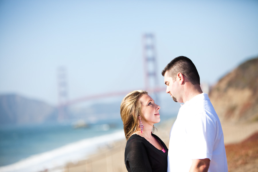 San Francisco Ghirardelli Engagement | Alicia & Josh