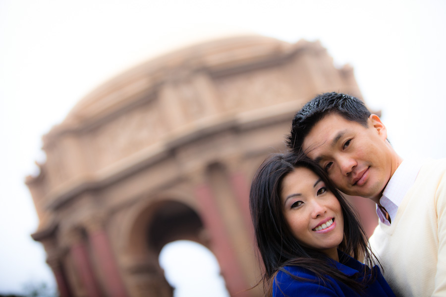 San Francisco Engagement Photographer | Diana & John