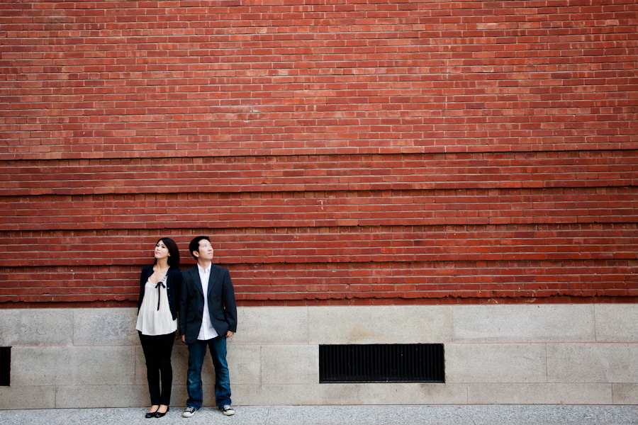 San Francisco Engagement Photographer | Katie & Ting