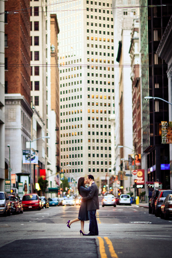 San Francisco Engagement Photographer | Kiani & Ed