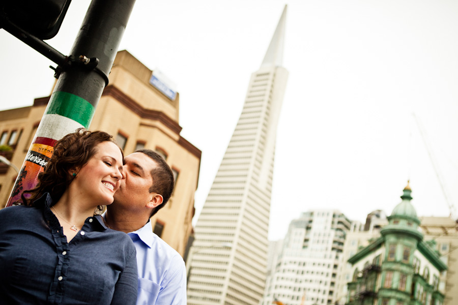 San Francisco Engagement