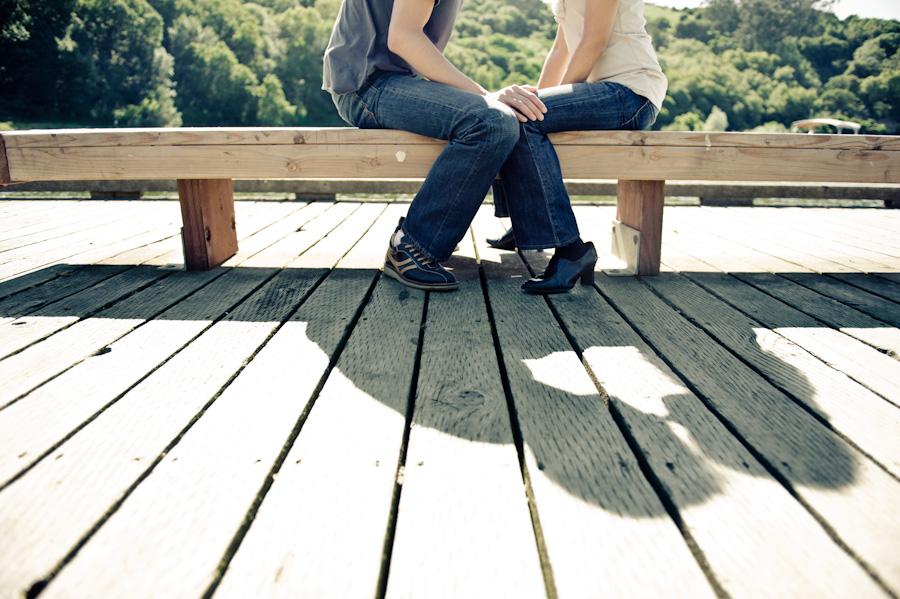 East Bay Engagement   Lisa & Nelson