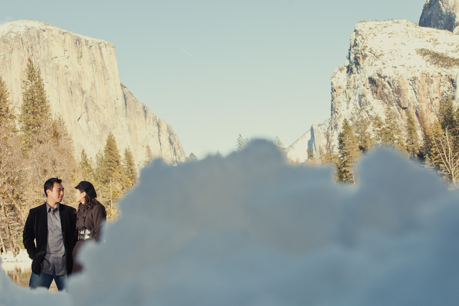 Yosemite National Park Engagement | Samantha & Arthur