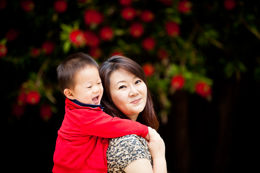 Palo Alto Family Session