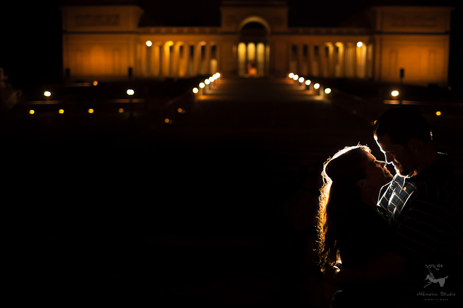 Legion of Honor Engagement Photographer