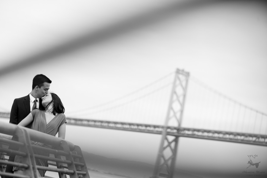 Ferry Building Engagement photos