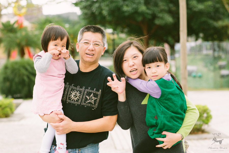 Taiwan Family Portrait Session