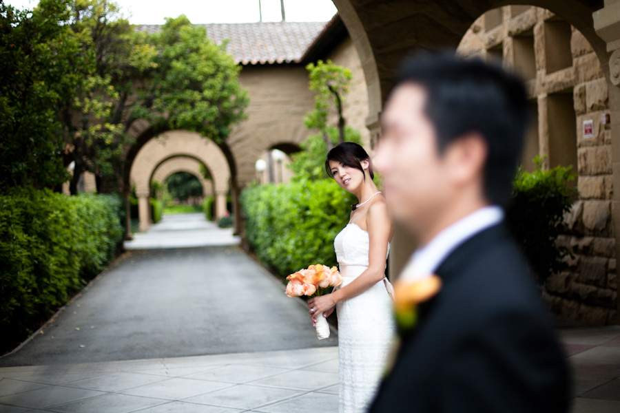 Stanford University Wedding Photographer | Katie & Ting