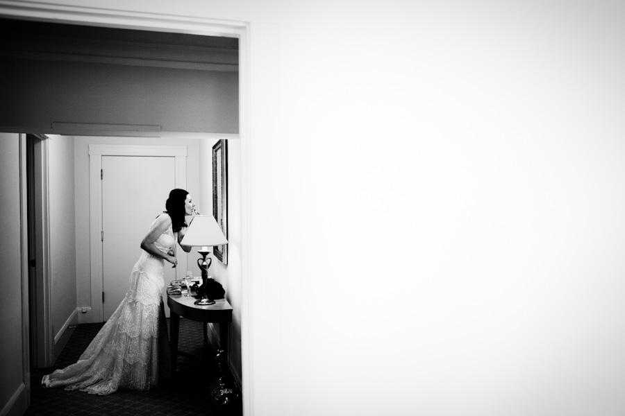 Rachel & Lee Berkeley Claremont Hotel Wedding
