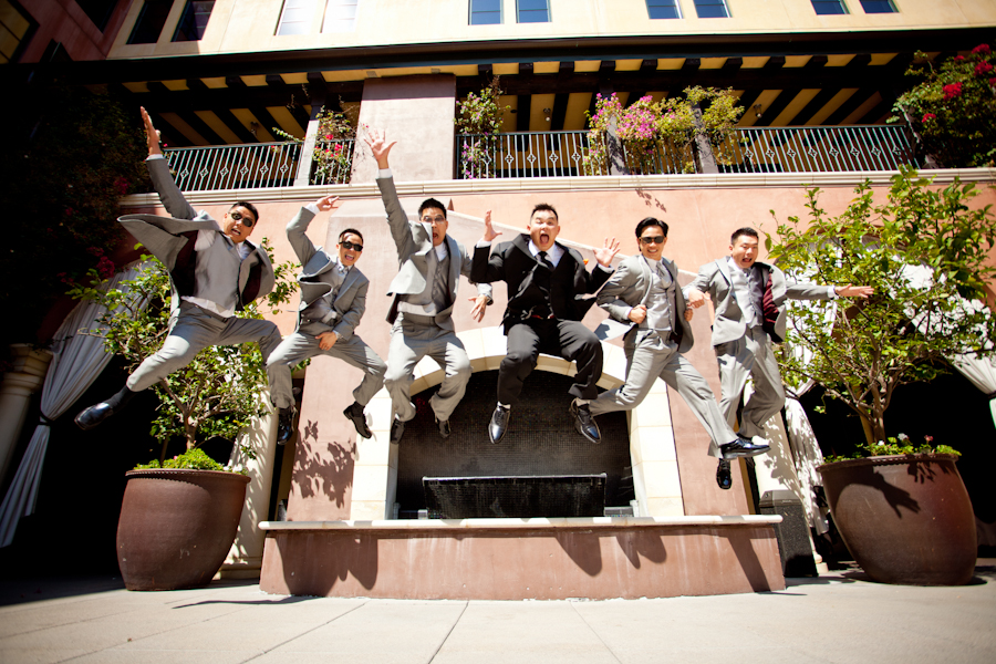 Santana Row, Silver Creek Country Club Wedding