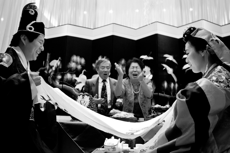 Korea Destination Wedding Photographer