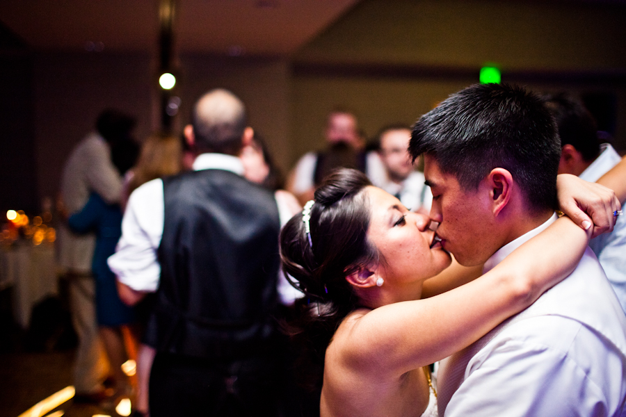 Santa Rosa Hyatt Wedding Photography