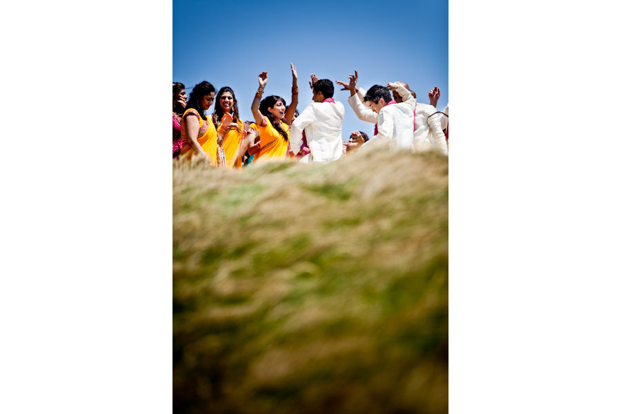 Ritz Carlton Half Moon Bay Wedding Photographer | Rachna & Jordan
