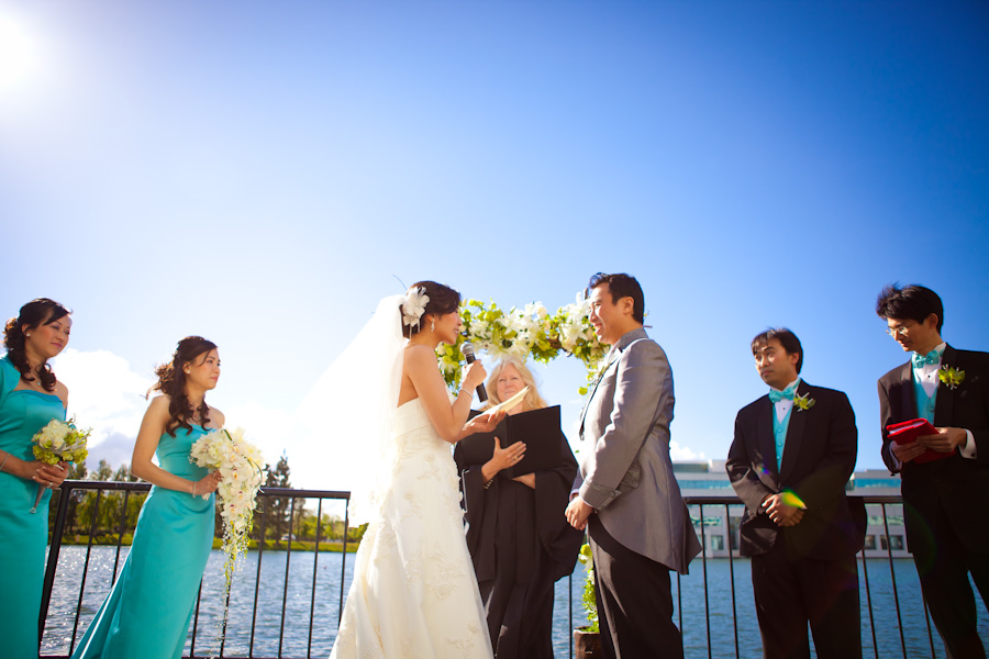 Redwood City, Hotel Sofitel Wedding | Samantha & Arthur