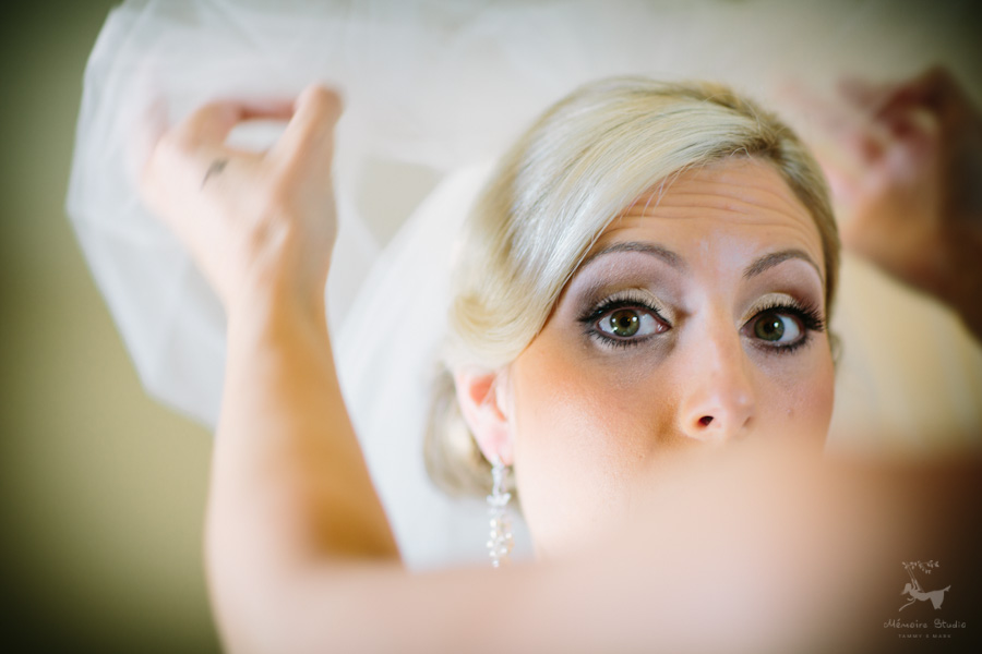 Hotel Valencia at Santana Row Wedding Photographer