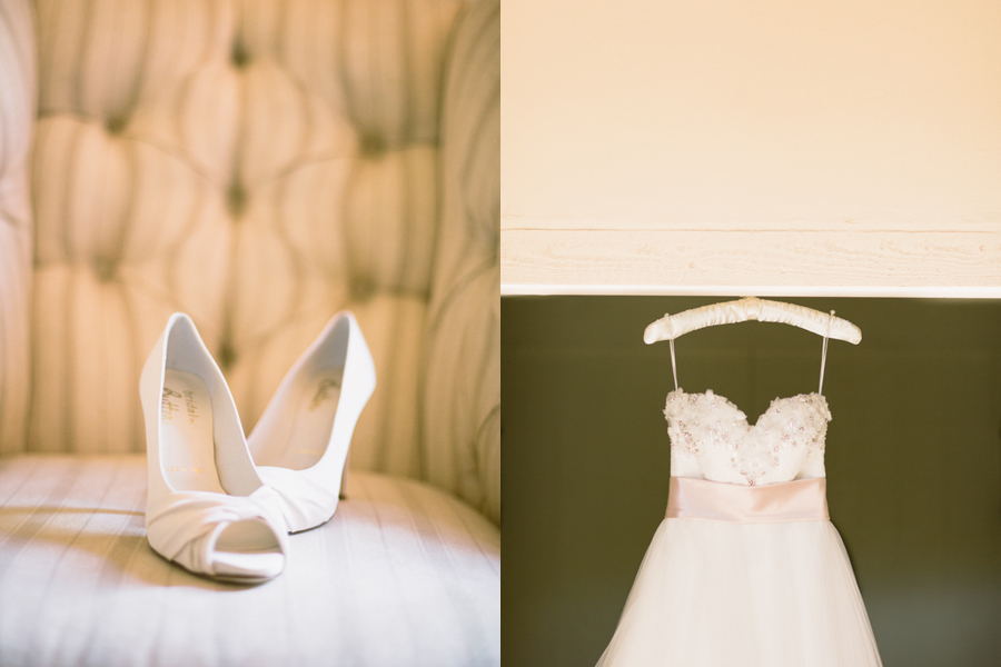 Rosewood Sand Hill Wedding Photo
