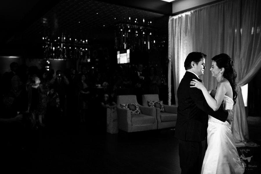 San Diego University Club Wedding