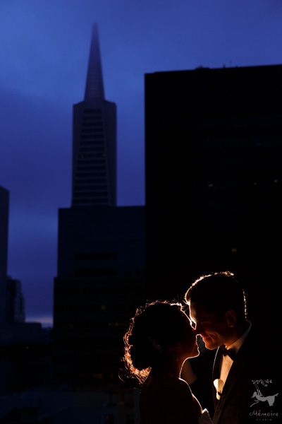 City Club of San Francisco Wedding
