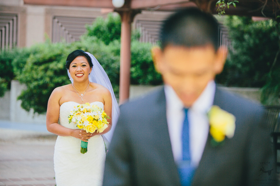 San Francisco Wedding Photos of Roxanne + Matthew