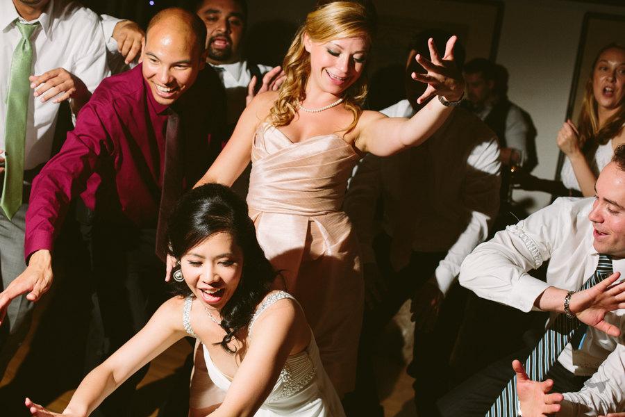 San Francisco Wedding Photos of Trish + Willie