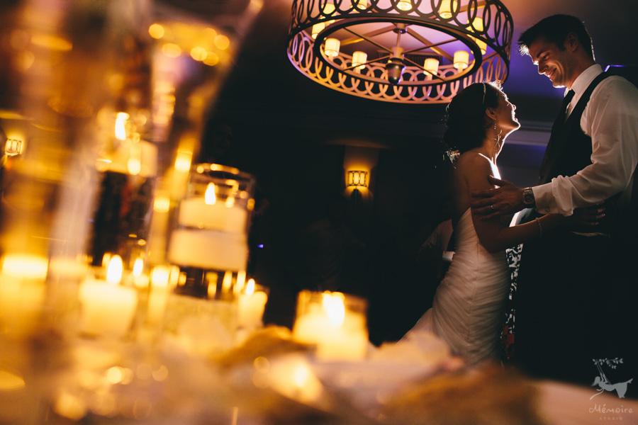 Garden Court Hotel Palo Alto wedding photographer L + B
